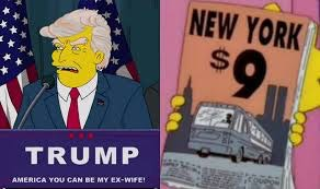 The Simpsons' accurately predicted the future- from Smartwatch, Trump being US president and a lot more!